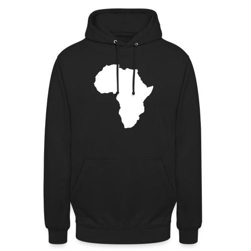 Africa Weiß - Unisex Hoodie