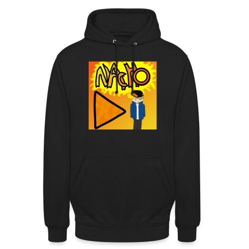 Nacho Title with Little guy - Unisex Hoodie
