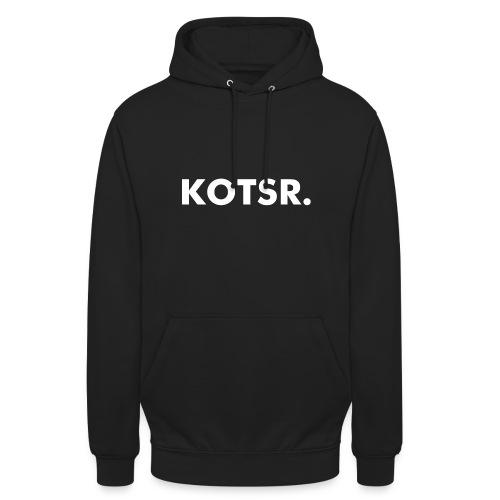 kotsrwit - Hoodie unisex