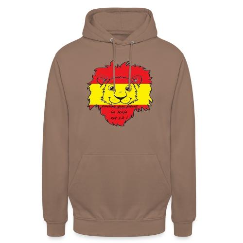 Lion supporter Espagne - Sweat-shirt à capuche unisexe