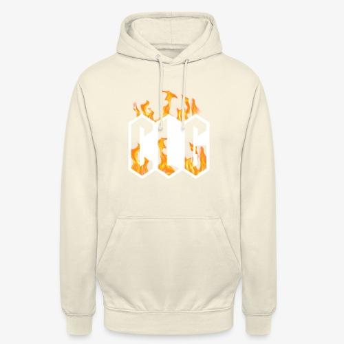 CLG DESIGN - Sweat-shirt à capuche unisexe
