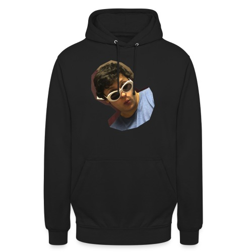 Handsome Person on Clothing - Unisex Hoodie