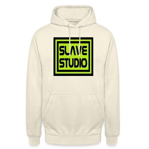Slave Studio logo - Felpa con cappuccio unisex