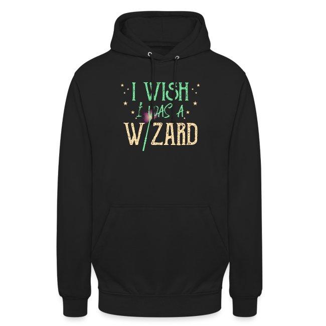 I Wish I Was A Wizard - Green