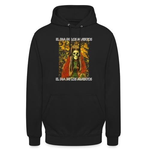 El Dia De Los Muertos Skeleton Design - Unisex Hoodie