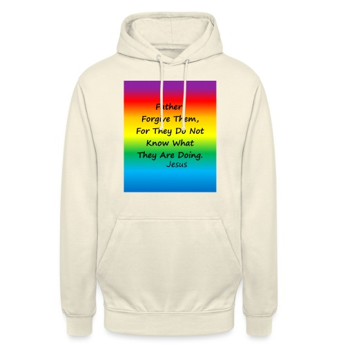 Forgive - Unisex Hoodie