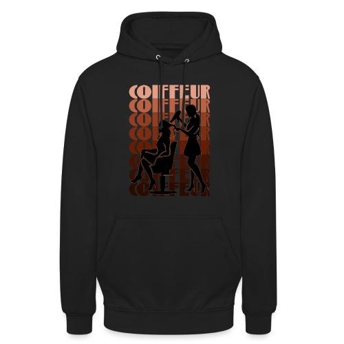 Coiffeur - Unisex Hoodie