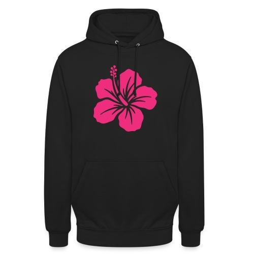 Camisetas, blusas, forros celulares de flor rosada - Sudadera con capucha unisex