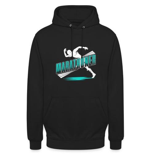Marathoner - Unisex Hoodie