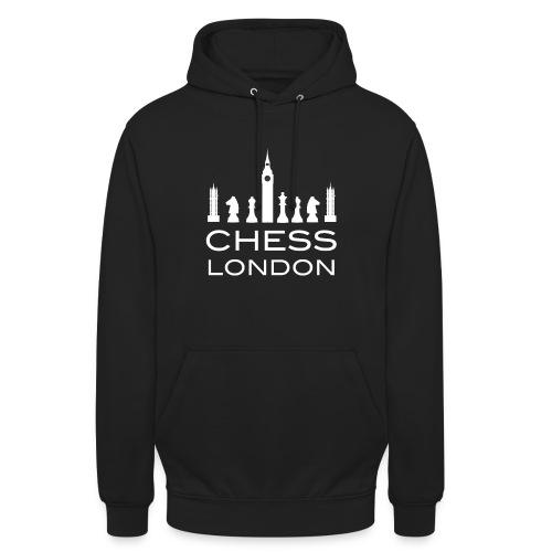 Schach London Weltmeister Schachfigur Geschenk - Unisex Hoodie