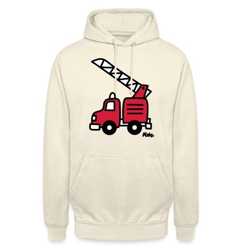 Feuerwehrauto (c) - Unisex Hoodie