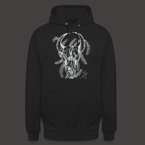Le Taureau - Sweat-shirt à capuche unisexe