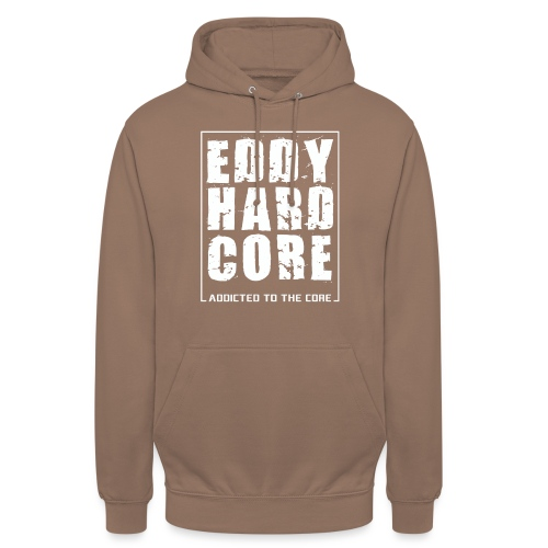 EddyHardcore ATTC square - Hoodie unisex