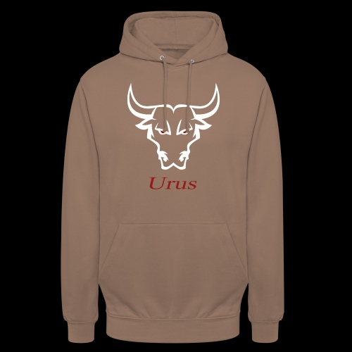 Taureau Urus 2 - Sweat-shirt à capuche unisexe