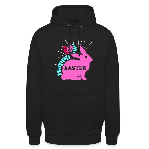Happy Easter - Frohe Ostern - Unisex Hoodie
