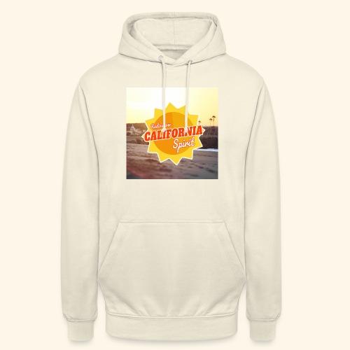 SunRise - Sweat-shirt à capuche unisexe