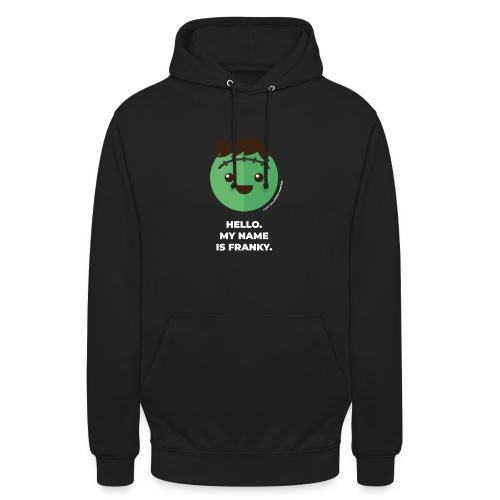 Frankenstein - Halloween Flirt Monster - Unisex Hoodie