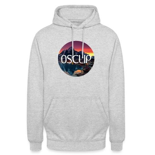 OSCLIP one:1 - Luvtröja unisex