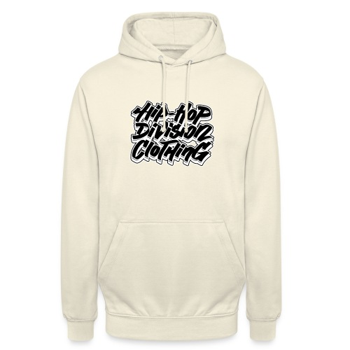 Hip Hop Division Clothing - Unisex Hoodie