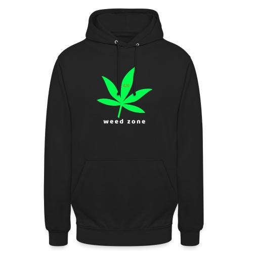 marie 420 - Sweat-shirt à capuche unisexe