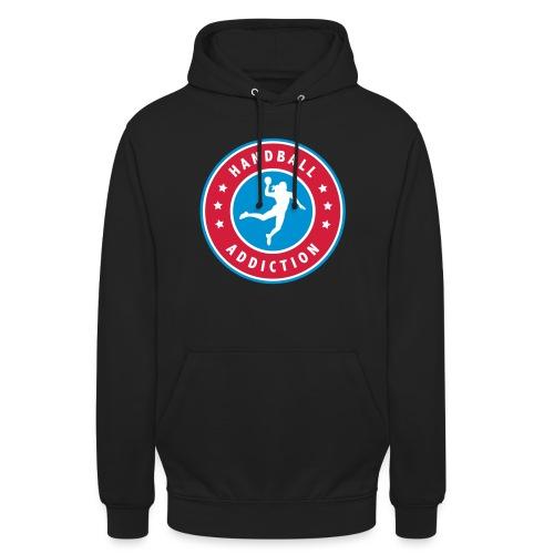 handball addiction femme - Sweat-shirt à capuche unisexe