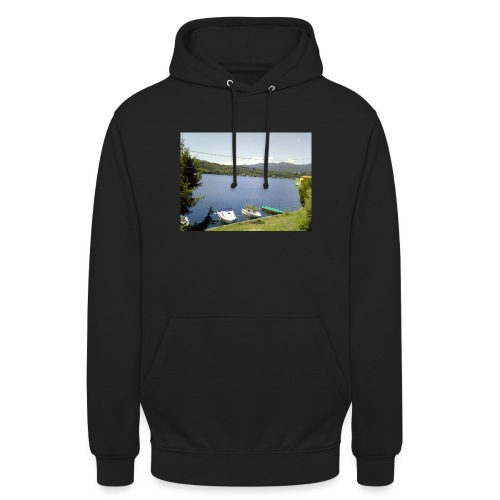 Lago - Felpa con cappuccio unisex