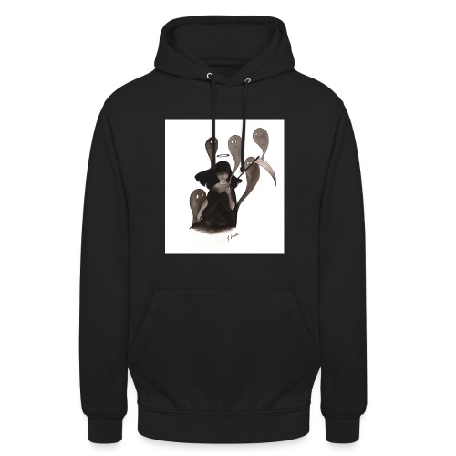 Death - Ink Collection - Sudadera con capucha unisex