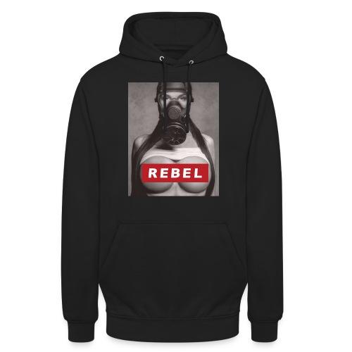 postapocalyptic rebel - Unisex Hoodie