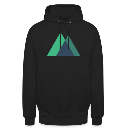 Mountain Logo - Unisex Hoodie