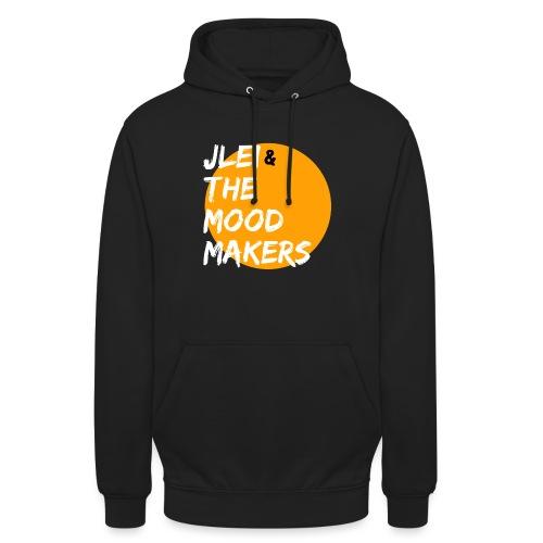 Jlei & The Mood Makers Bandlogo - Unisex Hoodie