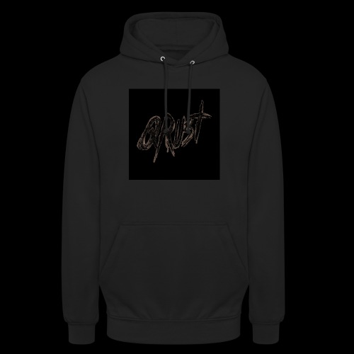 -Logo Qrust- - Sweat-shirt à capuche unisexe