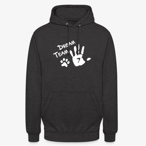 Dream Team Hand Hundpfote - Unisex Hoodie