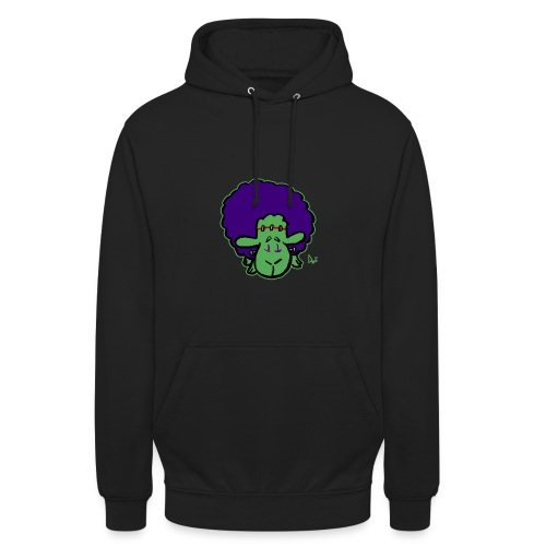 Frankensheep's Monster - Sweat-shirt à capuche unisexe