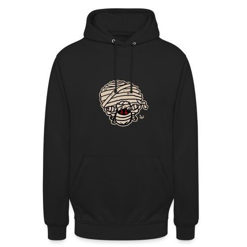 Mummy Sheep - Sweat-shirt à capuche unisexe
