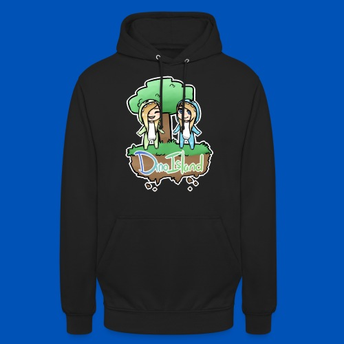 Dino Island - Unisex Hoodie