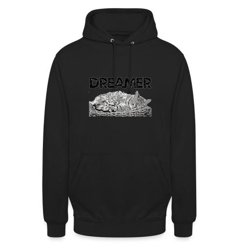 Dreamer - Felpa con cappuccio unisex
