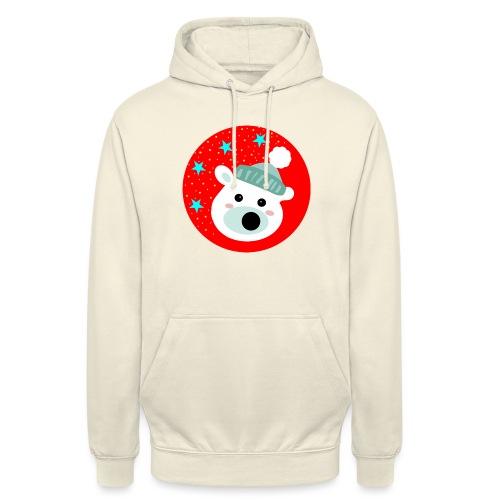 Winter bear - Unisex Hoodie