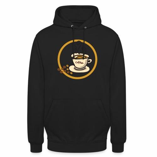 Kaffeeemblem - Unisex Hoodie