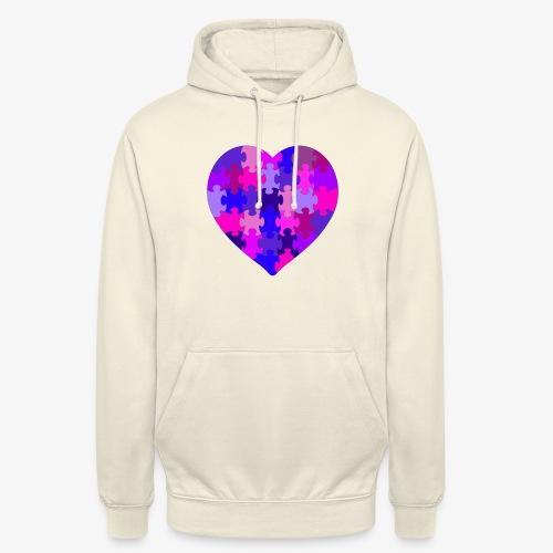 Purple Heart - Unisex Hoodie