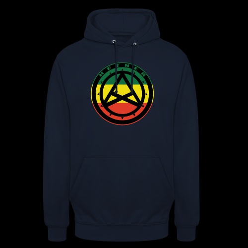 Nether Crew Black\Green\Yellow\Red Hoodie - Felpa con cappuccio unisex