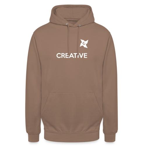 Creative long urban shirt - Hættetrøje unisex
