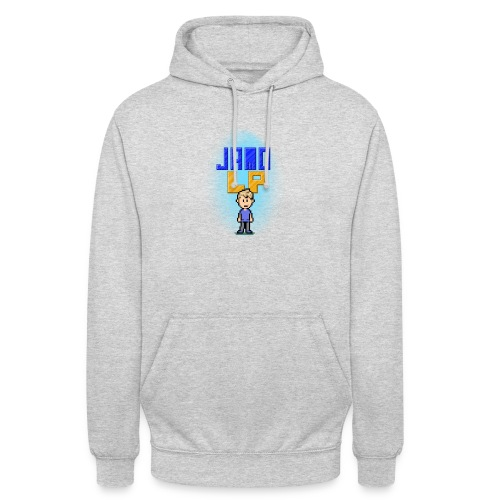Pixel Jamo - Hættetrøje unisex