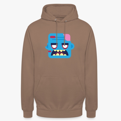 Mini Monsters - Zombob - Hættetrøje unisex