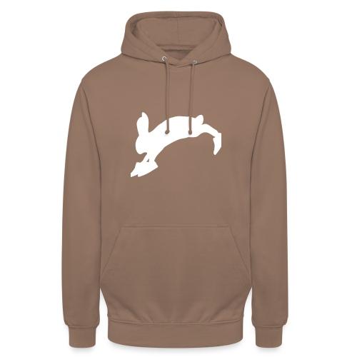 Bunny_Logo - Hættetrøje unisex