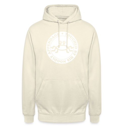 Touched by His Noodly Appendage - Unisex Hoodie