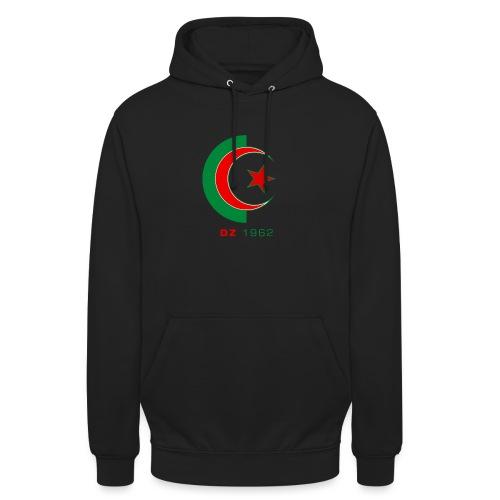 logo 3 sans fond dz1962 - Sweat-shirt à capuche unisexe
