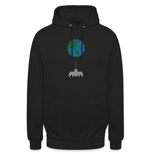 Earth Invaders - Unisex Hoodie