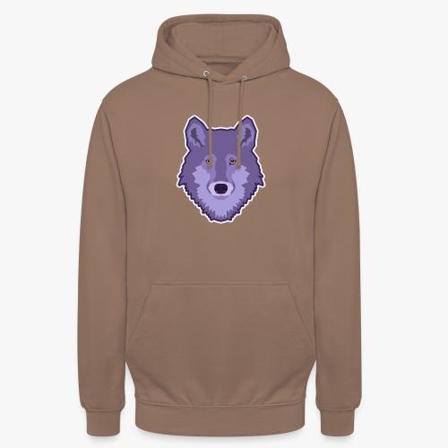 Spirit Wolf - Hættetrøje unisex