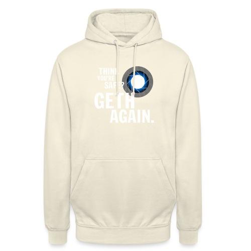 Geth Again Design - Unisex Hoodie