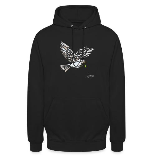colombus-spread - Sweat-shirt à capuche unisexe